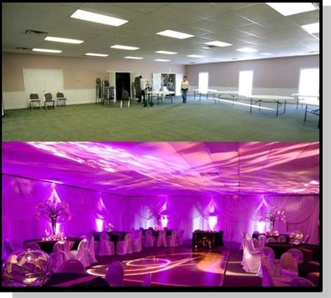 cost of uplighting wedding services prices fort wayne party