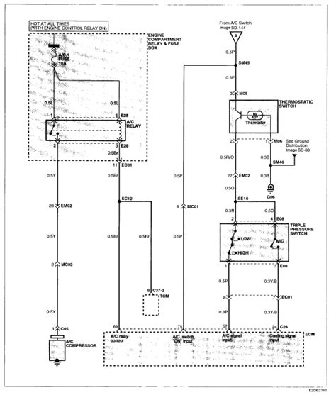 2001 hyundai accent ac wiring diagram 37 wiring diagram