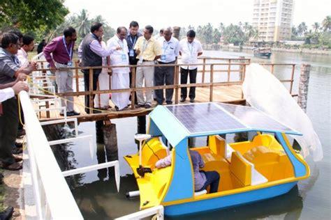 Fishing Boat Manufacturers In Kerala by Kerala Ports Minister Shri K Babu Flagged The Sun