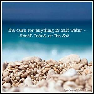 Quotes About Salt Water. QuotesGram