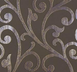 marburg vliestapete ornamental home tapete 55247 floral With markise balkon mit marburg tapeten 3d