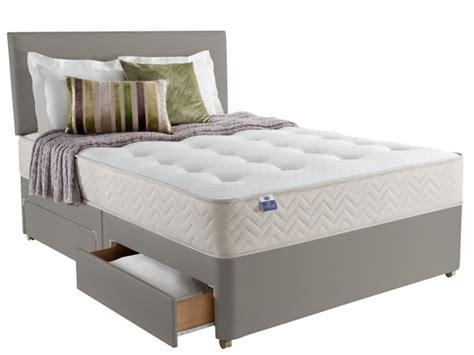The Sleep Shop 4ft6 Double Silentnight Atlanta 1000 Pocket
