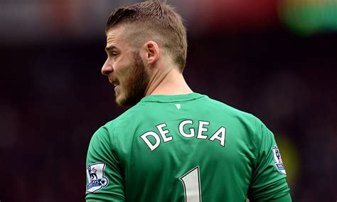 Di Gea Real Madrid Not Interested De Gea To Stay At Trafford