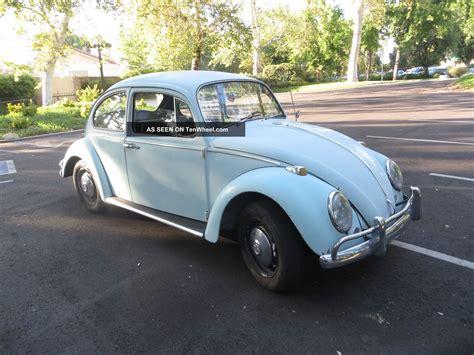 vintage volkswagen vw beetle classic