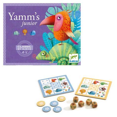 jouer au jeu de cuisine apprendre à jouer au yamm 39 s aux enfants avec quot yamm 39 s