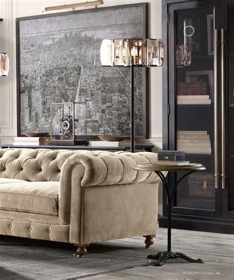 Art Deco And American Industrial Style In Harmony