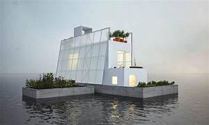 Haus Auf Dem Wasser : haus im wasser fertighaus idee von carl turner architects ~ Markanthonyermac.com Haus und Dekorationen