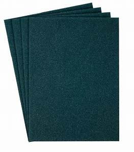 Papier Abrasif à L Eau : papier carbure de silicium r sistant l 39 eau pour peintres ~ Dailycaller-alerts.com Idées de Décoration