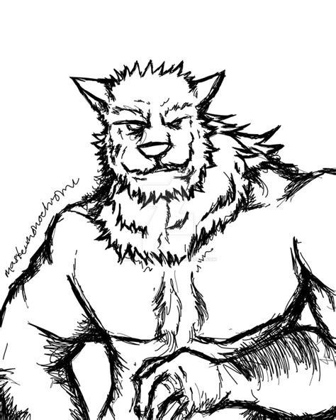 big bad wolf drawing  getdrawings