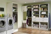 laundry room design 33 Laundry Room Shelving And Storage Ideas