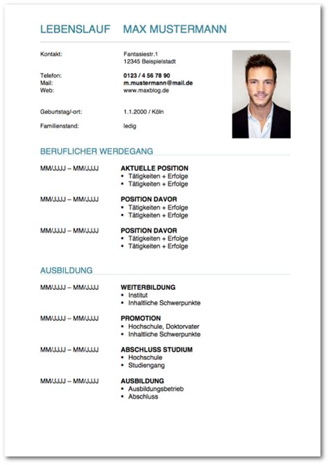 Lebenslauf Vorlagen Tipps Und Gratis Wordmuster. Application For Youth Employment. Curriculum Vitae Modelo Antiguo. Cover Letter For Sales Account Manager Position. Curriculum Vitae Europass Da Compilare Tedesco. Cover Letter Sample Software Engineer. Letter Template Word. Application For Employment Form I 765. Resume Maker App
