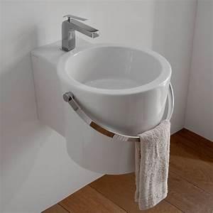Handwaschbecken Gäste Wc : waschbecken rund g ste wc ~ Michelbontemps.com Haus und Dekorationen