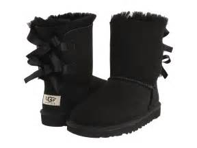 womens ugg boots with bows on the back ugg bailey bow kid big kid at zappos com