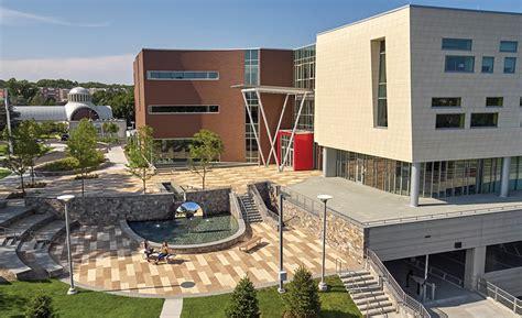 Design Fairfield Ct by Slam Designs 65 Million Center For Healthcare Education