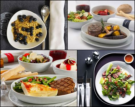 best meals here are the 11 best airline meals in first and business class