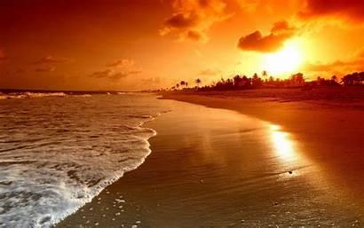 Sunset Wallpapers Beach