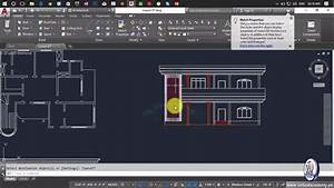 How To Making Elevation In Autocad