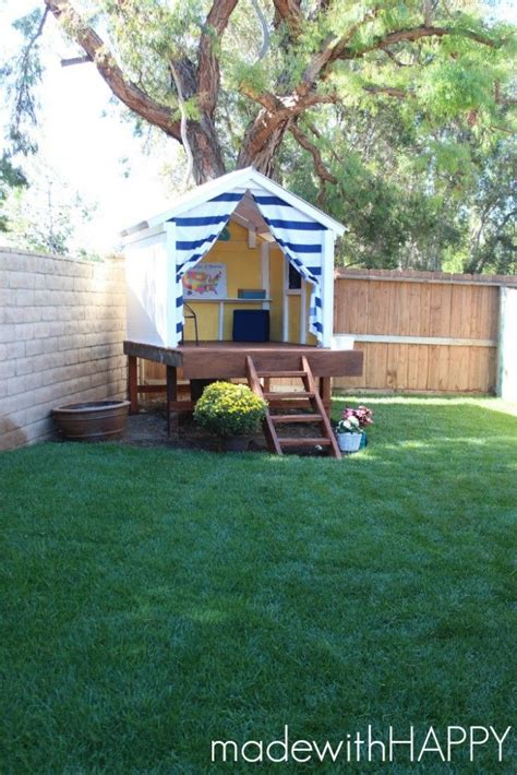 Diy Backyard Forts by 25 Best Ideas About Backyard Fort On Tree