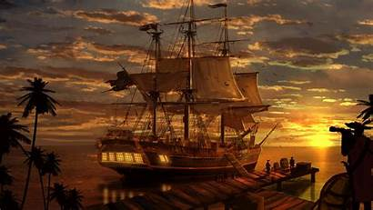 Pirate Ship Wallpapers Cool Wallpapertag