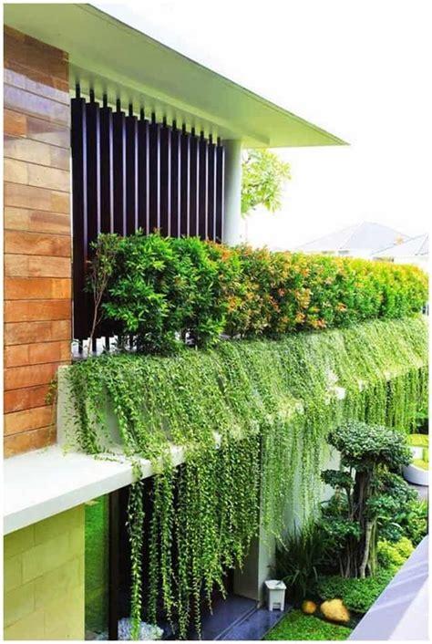 cantik  model teras rumah minimalis tren