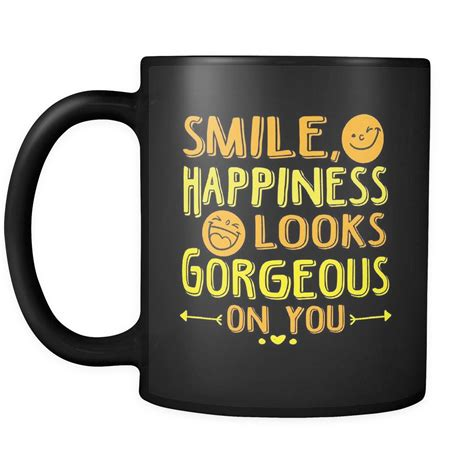 happiness  gorgeous   beautiful smile quotes