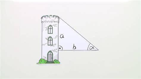 sinus cosinus tangens  trigonometrie  lernen