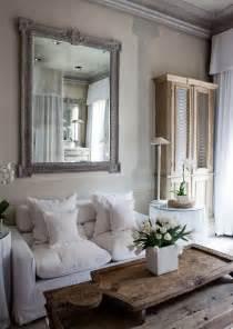 large bathroom mirrors ideas un salon au style rustique chic c 39 est ça la vie