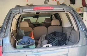2004 Ford Explorer Liftgate Hinge Recall