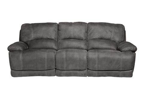Reclining Sectional Sofas Microfiber by Victor Microfiber Reclining Sofa At Gardner White