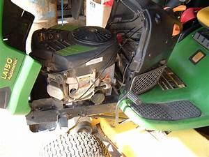 I Have A Deere La145 With About 130 Hours  At The End Of The Last Cutting Season  I Was Cutting