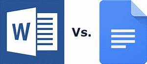 google docs vs microsoft word online which one is better With google docs vs microsoft word online
