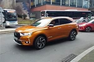 Ds7 Hybride Rechargeable : ds7 le crossover hybride au salon de gen ve ~ Maxctalentgroup.com Avis de Voitures