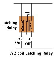 Relay Efficient Toggle Switch Electrical Engineering
