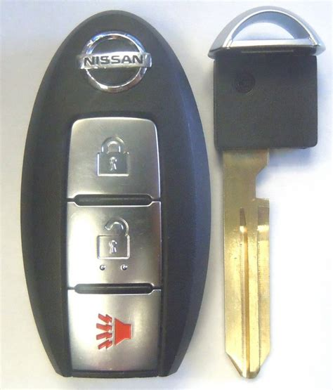 Keyless Remote Nissan Fcc Cwtwbu Smart