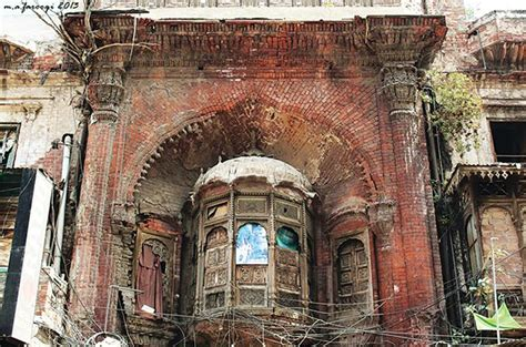 wooden houses  lahore  lost tradition chughtais