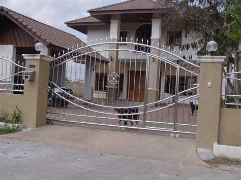 contemporary gate designs