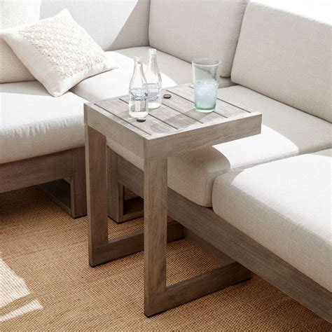 25 best ideas about sofa side table on bed