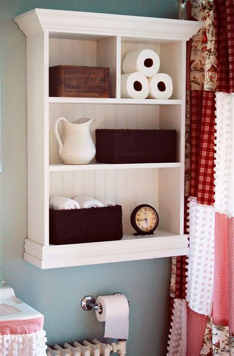 small bathroom shelves ideas 30 best bathroom storage ideas and designs for 2017