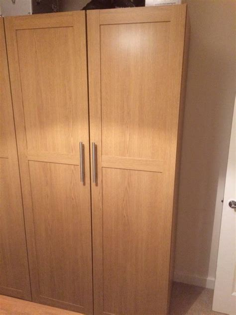 Clothing Wardrobes For Sale by Ikea Pax Wardrobe With Extras In St Annes Bristol Gumtree