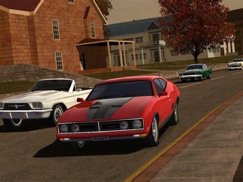 ford racing  screenshots  playstation  pc xbox