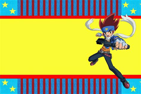 beyblade free printable invitations oh my for geeks