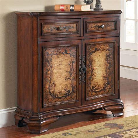 Decorative Cupboards by Pulaski Furniture 704323 Chest Decorative Storage