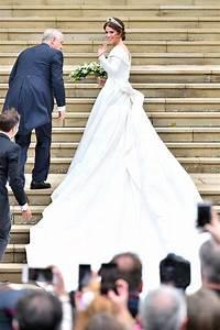 Eugenie's Wedding Gown — Photos Of Royal Wedding ...