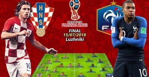Worldcupfinal Croatia France Ranveer Singh Goes