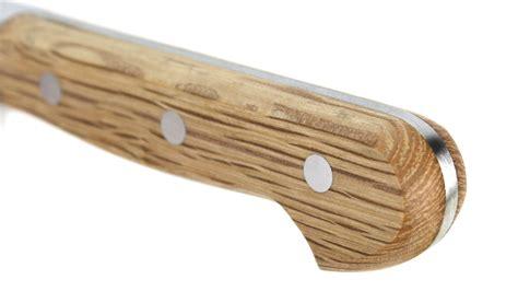 zwilling ja henckels pro holm oak steak knife set  piece cutlery