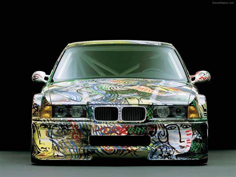 Bmw Art Cars Exotic Car Wallpaper 033 Of 38 Diesel Station