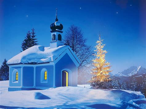 animated christmas images wallpapers