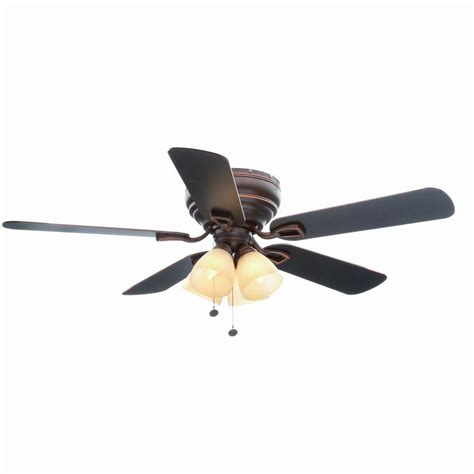 ceiling fan manual hton bay hayward 52 in mediterranean bronze ceiling