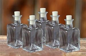 Glasflaschen Mit Korken : glasflasche picasso mit korken 200ml 5 st ck ~ Orissabook.com Haus und Dekorationen