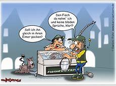 Fisch Cartoons, Karikaturen & Illustrationen von Daniel Fuhr